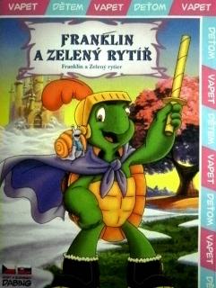 Franklin a Zelený rytíř - DVD