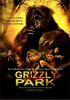 Grizzly park - DVD