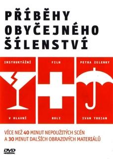 Příběhy obyčejného šílenství (59) - DVD pošetka