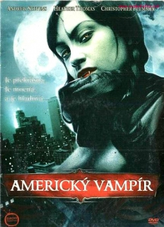Americký vampír - DVD