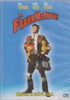 Frank McKlusky - DVD plast