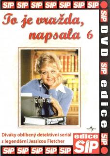 To je vražda, napsala 6 - DVD
