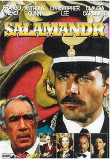 Salamandr ( pošetka ) - DVD