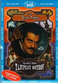 Tajuplný ostrov 5. a 6.díl - DVD