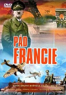 Pád Francie - II. světová válka - DVD