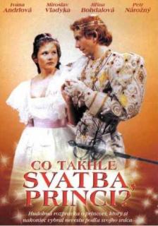 Co takhle svatba princi? - DVD