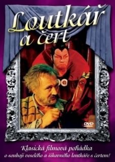 Loutkář a čert ( pošetka ) DVD