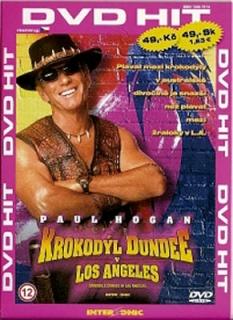 Krokodýl Dundee v Los Angeles - DVD