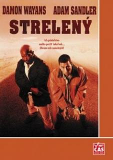 Střelený - DVD