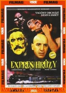 Expres hrůzy - DVD