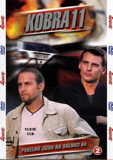 Kobra 11 (2) - Pekelná jízda na dálnici A4 - DVD