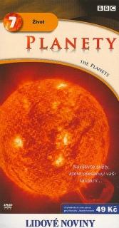 Planety 7 - Život - DVD