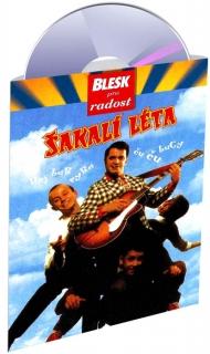 Šakalí léta - DVD