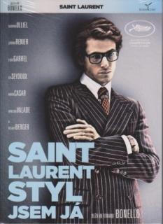 Saint Laurent - styl jsem já  - DVD