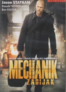 Mechanik zabiják  2011 - DVD