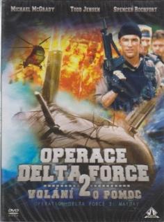 Operace Delta force 2 - Volání o pomoc - DVD