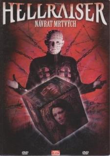 Hellraiser - Návrat mrtvých ( pošetka ) DVD
