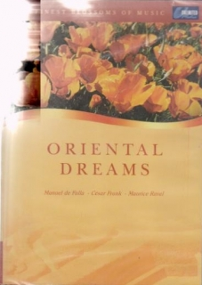 The finest blossoms of music - Oriental Dreams - DVD