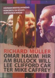 Richard Müller - Koncert ( live) - DVD