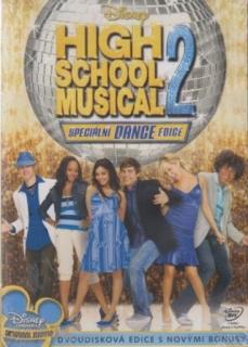 High school musical 2 - Speciální dance edice - DVD
