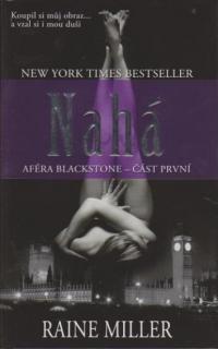 Nahá - Aféra Blackstone 1 - Raine Miller