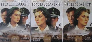 Kolekce Holocaust - 3x DVD
