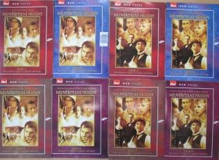 Kolekce neuvěřitelné příběhy 8 DVD