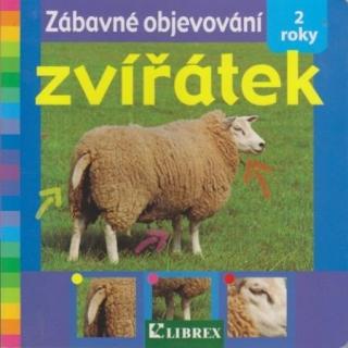Zábavné objevování zvířátek - 2. roky - Leporelo