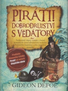 Piráti! Dobrodružství s vědátory - Gideon Defoe