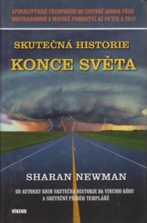 Skutečná historie konce světa - Sharan Newman