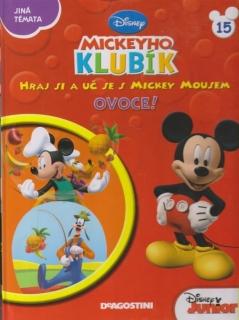 Mickeyho klubík - hraj si a uč se s Mickey Mausem - Ovoce