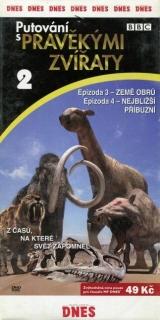 Putování s pravěkými zvířaty 2 - DVD