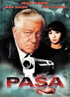 Paša - DVD pošetka