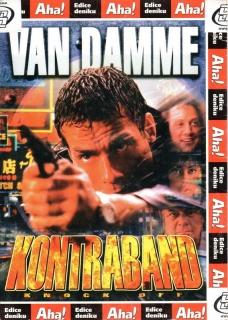 Kontraband - J.C. Van Damme - DVD