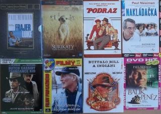 Kolekce Paul Newman - 8 DVD