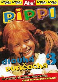 Pippi Dlouhá punčocha 3 - DVD