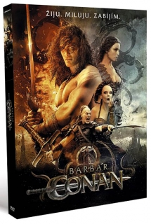 Barbar Conan - DVD digipack