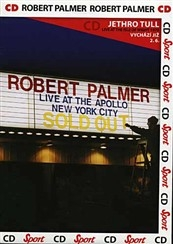 CD - Robert Palmer: Live At The Apollo New York City