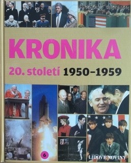 Kronika 20.století 6. 1950-1959