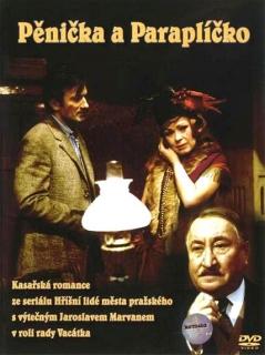 Pěnička a Paraplíčko ( pošetka ) - DVD
