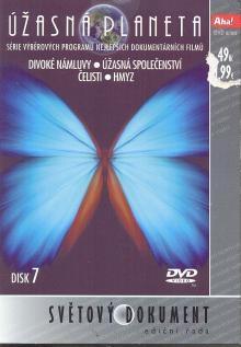 Úžasná planeta disk 7 - Divoké námluvy - DVD