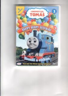 Lokomotiva Tomáš 2 - Hip, Hip, Hurá!