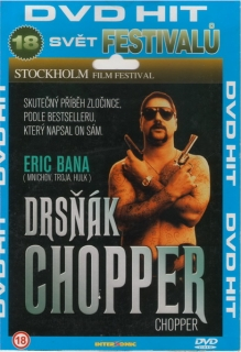 Drsňák Chopper - DVD