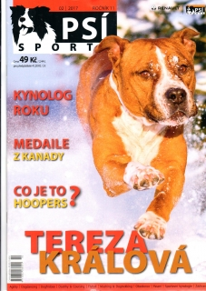 Psí sport - 02/2017 - ročník 11