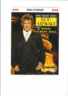 Rod Stewart: One Night Only-Live At The Royal Albert Hall DVD