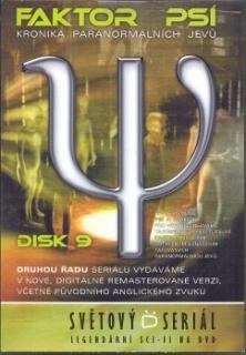 Faktor PSÍ - disk 9