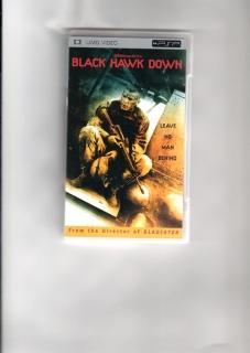 BLACK HAWK DOWN - HRA PRO PSP - DVD