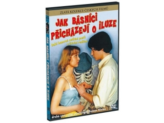 Jak básníci přicházejí o iluze ( slim ) - DVD