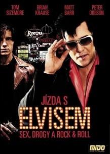 Jízda s Elvisem -slim - DVD