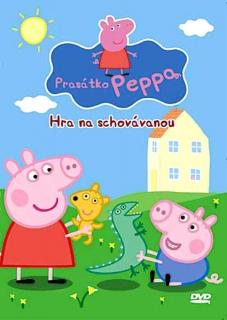 Prasátko Peppa 1 - Hra na schovávanou - DVD